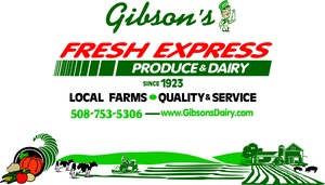 Gibson's Fresh Express in Worcester, MA